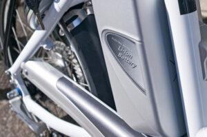 Cykel med elmotor