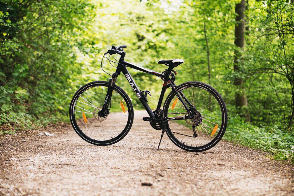 Velholdt cykel