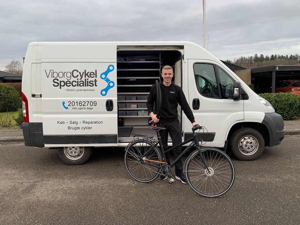 Cykelforretning i Viborg