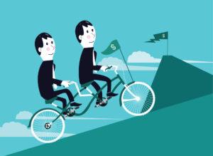 Cykel og penge