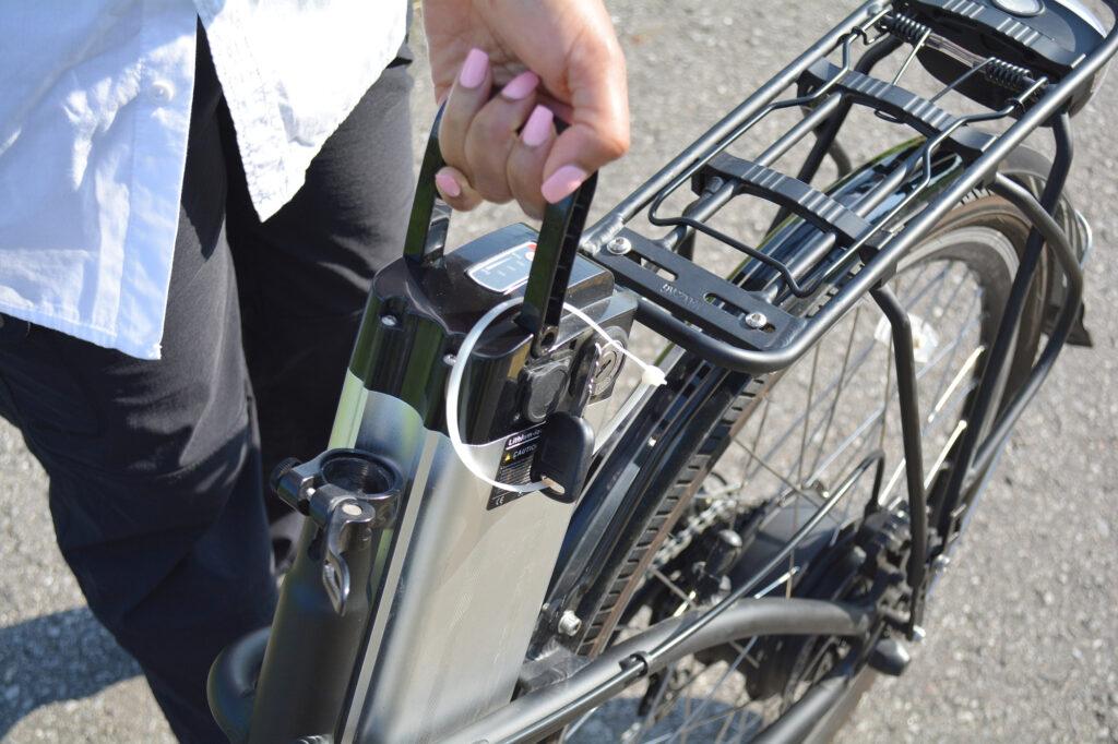 Elcykel til kvinder