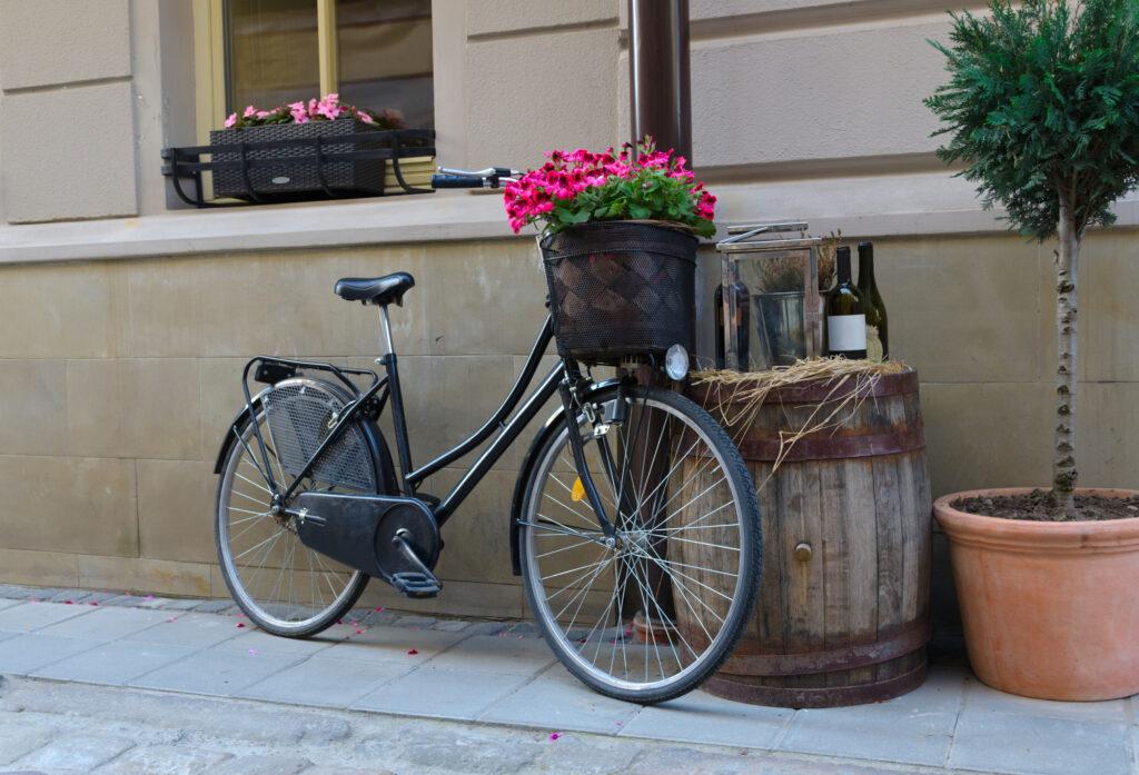 Vintage cykel