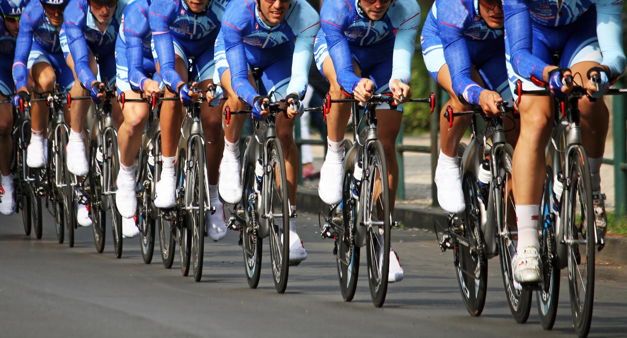 Fart på cyklen